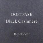 Black Cashmere (hotelldoft)