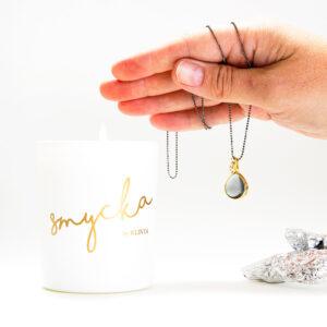 Smycka by Klinta_Halsband i doftljus_1000x1000