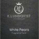 White Pearls (nytvättat)